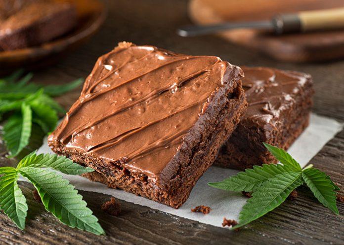 Hasch Brownies - Das Rezept