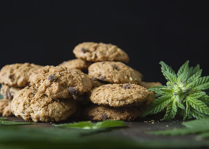 Haschcookies einfach backen