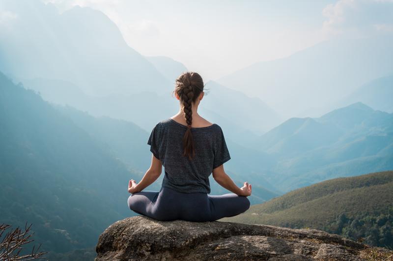 13 verblüffende Tricks fürs Kiffen aufhören wie Meditation